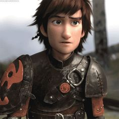 This is why I love HTTYD. The animtio is so pergect and real.