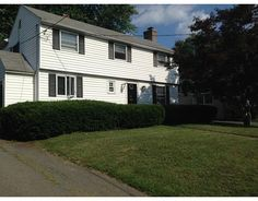 Photo of home for sale at 95 Abbott St, Springfield MA