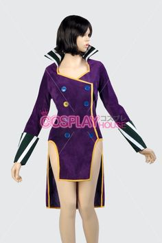 Borderlands 2 -- Mad Moxxi Jacket Only Cosplay Costume Version 03