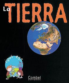 La Tierra, £7.25 Spanish Activities, Book Activities, Activity Books, All Languages, Nonfiction Books, Children, Scientists, World, Shape