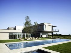 edmund hollander design / macklowe residence, sagaponack (architecture: selldorf)