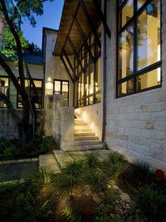 Texas Hill Country Design. Austin Stone.