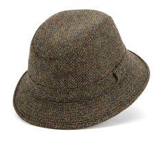 Image result for tweed hat