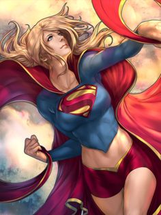 Supergirl by Artipelago on deviantART