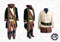 pirate clothes http://www.magic-mirror.co.uk/img/costume-hire/black%20pirate.jpg
