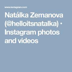 Natálka Zemanova (@helloitsnatalka) • Instagram photos and videos