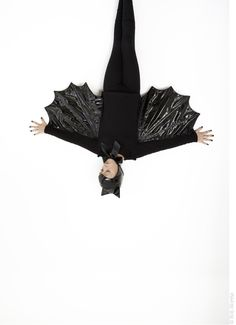 Bat wings (inspiration, but no DIY instructions)