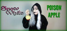 DIY Snow White Poison Candy Apple