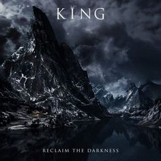 Band: King Titel: Reclaim The Darkness Label: Indie Recordings VÖ: Genre: Melodic Black Metal/Melodic Death Metal Bewertung: Written by: Peter Heavy Metal Bands, Death Metal, Cool Things To Buy, Stuff To Buy, Lp Vinyl, Black Metal, Old World, Album Covers, King
