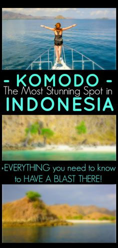 Short and Sweet Guide of Komodo Islands National Park, Indonesia.   - A World to Travel