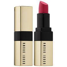 Bobbi Brown - Luxe Lip Color in bright peony #sephora
