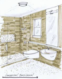 sketch it on pinterest interior sketch interior design