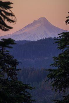 Mt. Hood - Oregon - USA (by Thomas Shahan)