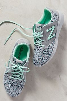 super cute new balance sneakers from anthropologie