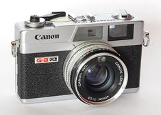 Canon Canonet G-III QL-17