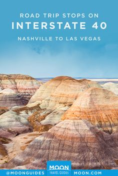 Looking for a memorable road trip? This classic American road trip on Interstate 40 starts in Nashville, Tennessee and end in Grand Canyon National Park. This epic trip is one for the bucket list. #roadtrip #tennessee #arizona #roadtripusa #interstate40