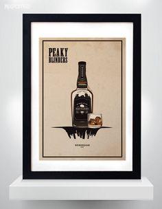 Adventure Time Poster, Superhero Poster, Life Is Strange, Peaky Blinders, Kitchen Art, Print Poster, All Design, Whisky, Wall Art Prints