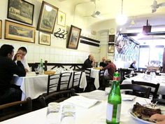 Trattoria Sostanza {florence}.     This is the first trattoria in Florence, and still the best. for order recs check my cravings board!