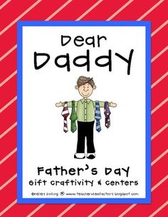father's day theme for preschool