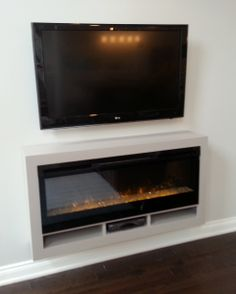 Electric Fireplace Heater Home Depot . Electric Fireplace Heater Home Depot . 60 Inch Electric Fireplace Tv Stand – Fireplace Ideas From Craftsman Fireplace, Cottage Fireplace, Fireplace Built Ins, Shiplap Fireplace, Small Fireplace, Farmhouse Fireplace, Fireplace Surrounds, Fireplace Design, Fireplace Ideas