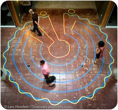 Pecha Kucha Labyrinth