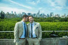 Gay Weddings in Central Park New York City. via /r/LGBTWeddings... #wedding #weddings