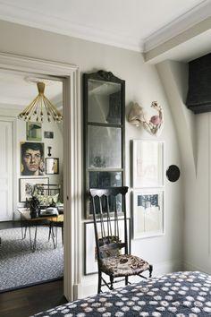 Every project of British interior designer Hubert Zandberg gives me heart palpitations and comp...