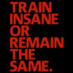Train #Insane #lornajane #myactiveyear