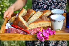 Långpannebröd Swedish Bread, Chocolat Cake, Swedish Recipes, Pie Dessert, Recipe Of The Day, Bread Baking, Bread Recipes, Banana Bread, Good Food