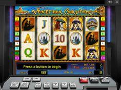 Jetzt ausprobieren kostenlos online Spielautomat Venetian Carnival - http://freeslots77.com/de/venetian-carnival/