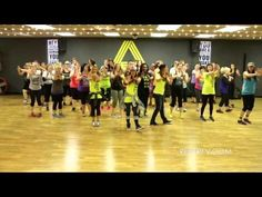 "Meghan Trainer ""No Good For You"" video Dance Fitness choreography by REFIT® Revolution - YouTube"