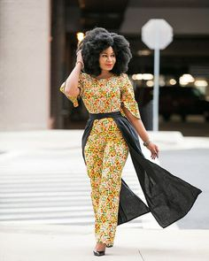 Cute Jumpsuit With Cape