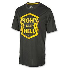 Nike LIVESTRONG Fight Like Hell Mens Tee
