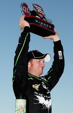 Dale Earnhardt Jr. Raise it high baby, raise it high!!