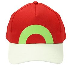 b56fd485a76 Pokemon Ash Ketchum cool hat Pokemon Ash Ketchum