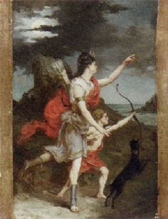 View Diana, goddess of the hunt by Emile-Louis Foubert on artnet. Browse upcoming and past auction lots by Emile-Louis Foubert. Artemis, Greek Mythology, Folklore, Religion, Digital Art, Spirituality, Draw, Sculpture, Illustration