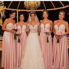 Lavender Bridesmaid Dresses, Davids Bridal Bridesmaid Dresses, Affordable Bridesmaid Dresses, Bridesmaid Dresses Online, Wedding Dresses For Girls, Wedding Party Dresses, Bridesmaids, Blush Dresses, Applique Wedding Dress