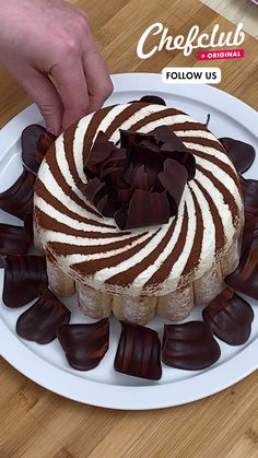 Dessert Recipes, Easy No Bake Desserts, Raw Food Recipes, Appetizer Recipes, Cake Recipes, Chocolate Mousse Cake, Chocolate Pudding, Chocolate Desserts, Chocolate Chip Cookies