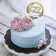 Elegant Birthday Cakes, Happy Birthday Wishes Images, Happy Birthday Greetings, Happy Birthday Cakes, Birthday Cake Toppers, Birthday Cards, Mini Tortillas, Cricket Cake, Happy Birthday Wishes For A Friend