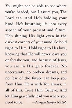 Quotes for Motivation and Inspiration QUOTATION - Image : As the quote says - Description God's plan for you for the future, faith, believing, trust, Life Quotes Love, Quotes About God, Woman Quotes, Trust The Lord Quotes, Believe Quotes, Hard Quotes, The Words, Jesus Quotes, Faith Quotes