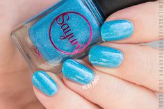 Very Emily » Sayuri Nail Lacquer – Colourful Character Collection