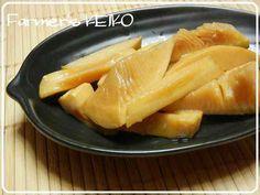 【農家のレシピ】タケノコのやみつきメンマの画像