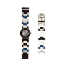 Čierno-biele hodinky LEGO® Star Wars Stormtrooper Lego Star Wars, Mobiles, Bracelet Watch, Stars, Accessories, Mobile Phones, Watch