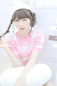 ☆sCene☆ CANDY Arrange | 茨木の美容室 sCeneのヘアスタイル | Rasysa(らしさ)