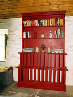 country dresser Country Cottage Furniture, Cottage Ideas, Dressers, Cosy, Signage, Celtic, Ireland, Irish, Room Ideas