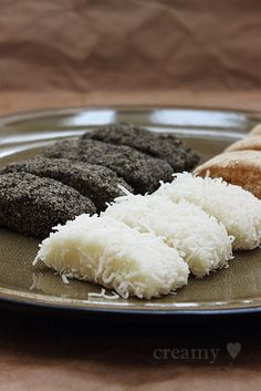 Asian Desserts, Rice Cakes, Kimchi, Deserts, Dessert Recipes, Cooking Recipes, Menu, Sweets, Food