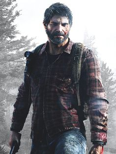 Joel - The Last of Us.