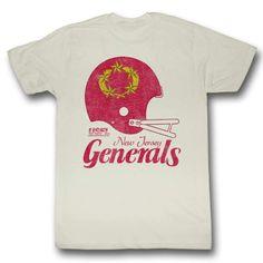 Jacksonville Express WFL Logo Men/'s Lightweight Tee Shirt Cherry Sizes S-2XL