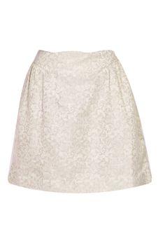 Ivory scaloop waist skirt  FROM SHIFT BY NIMISH SHAH at perniaspopupshop.com #perniaspopupshop #clothes #womensfashion #love #indiandesigner #sailex #happyshopping #sexy #chic #fabulous #PerniasPopUpShop #ethnic #indian Indian Fashion, Womens Fashion, Happy Shopping, Waist Skirt, Ethnic, Sequin Skirt, Ivory, Sari, Skirts
