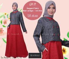 Jual beli Baju Gamis Wanita HaiHai GM 19 Black - Ramadhan Sale di Lapak  Aprilia Wati - agenbajumuslim. Menjual Busana Muslim Wanita - Baju Gamis  Wanita ... c6fde66773
